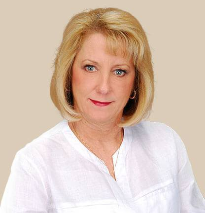 Dental implant concierge Patty Richardson