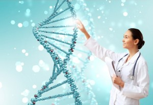 DNA swirl